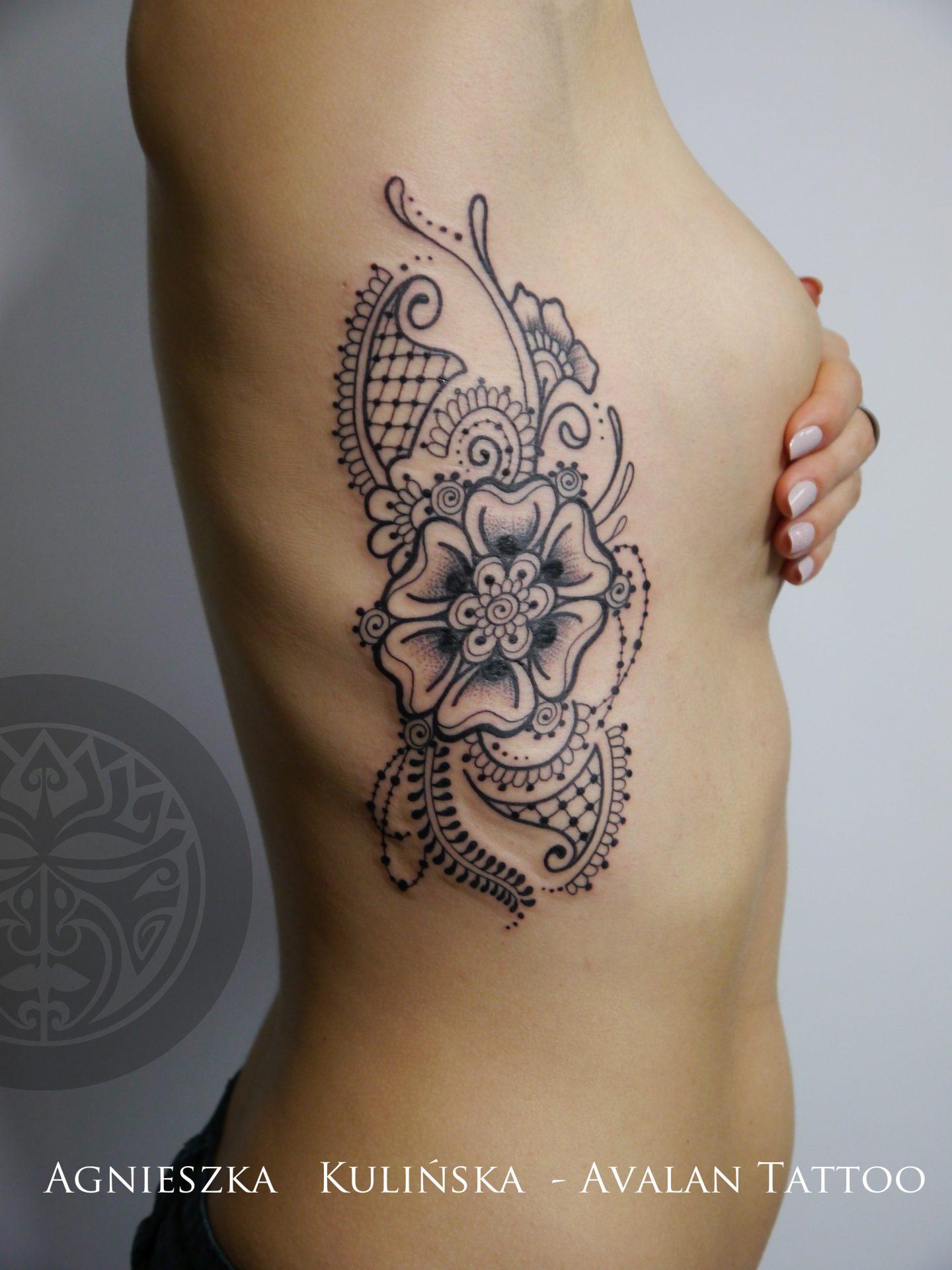 Tatuaże Dla 3 Sióstr Avalan Tattoo